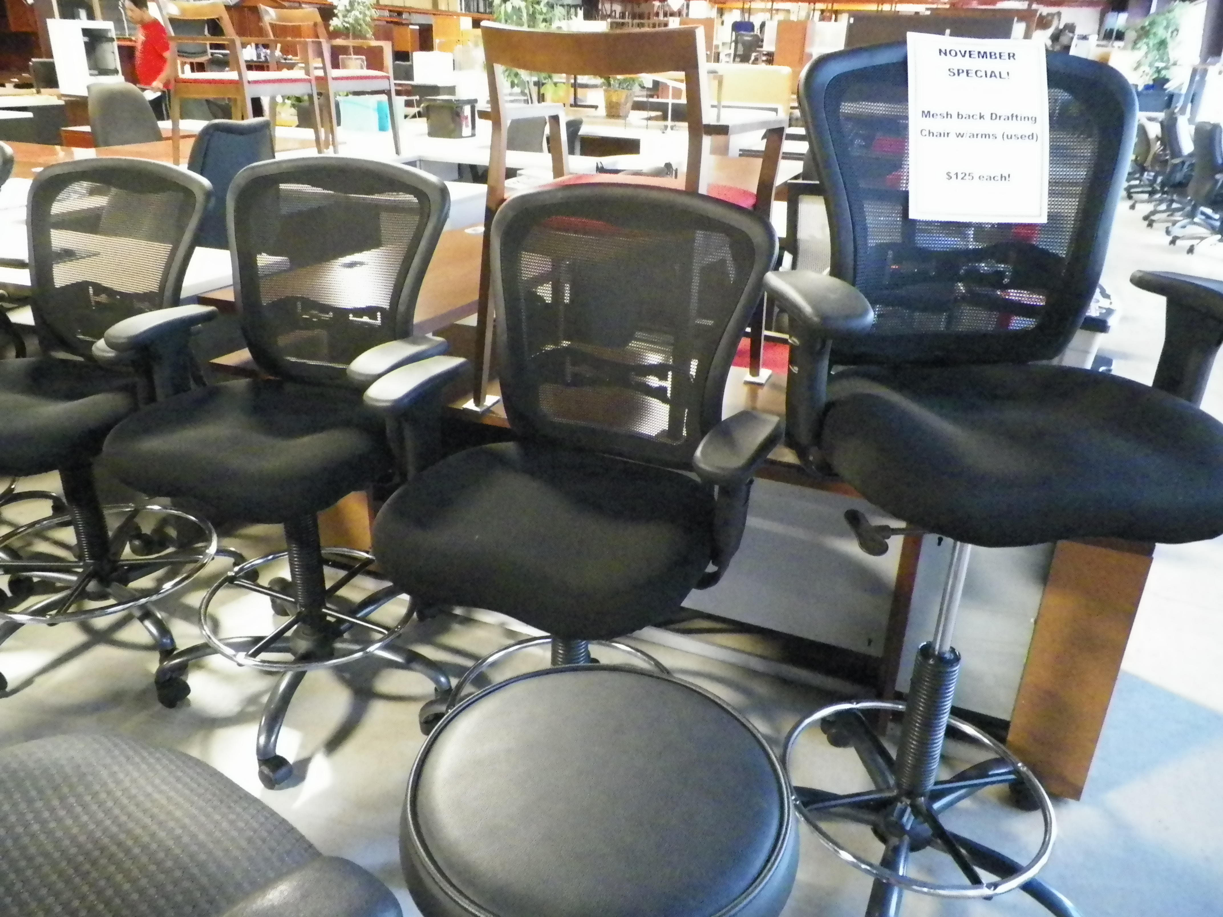 fice Chairs and Seating New & Used TOPS Austin Texas