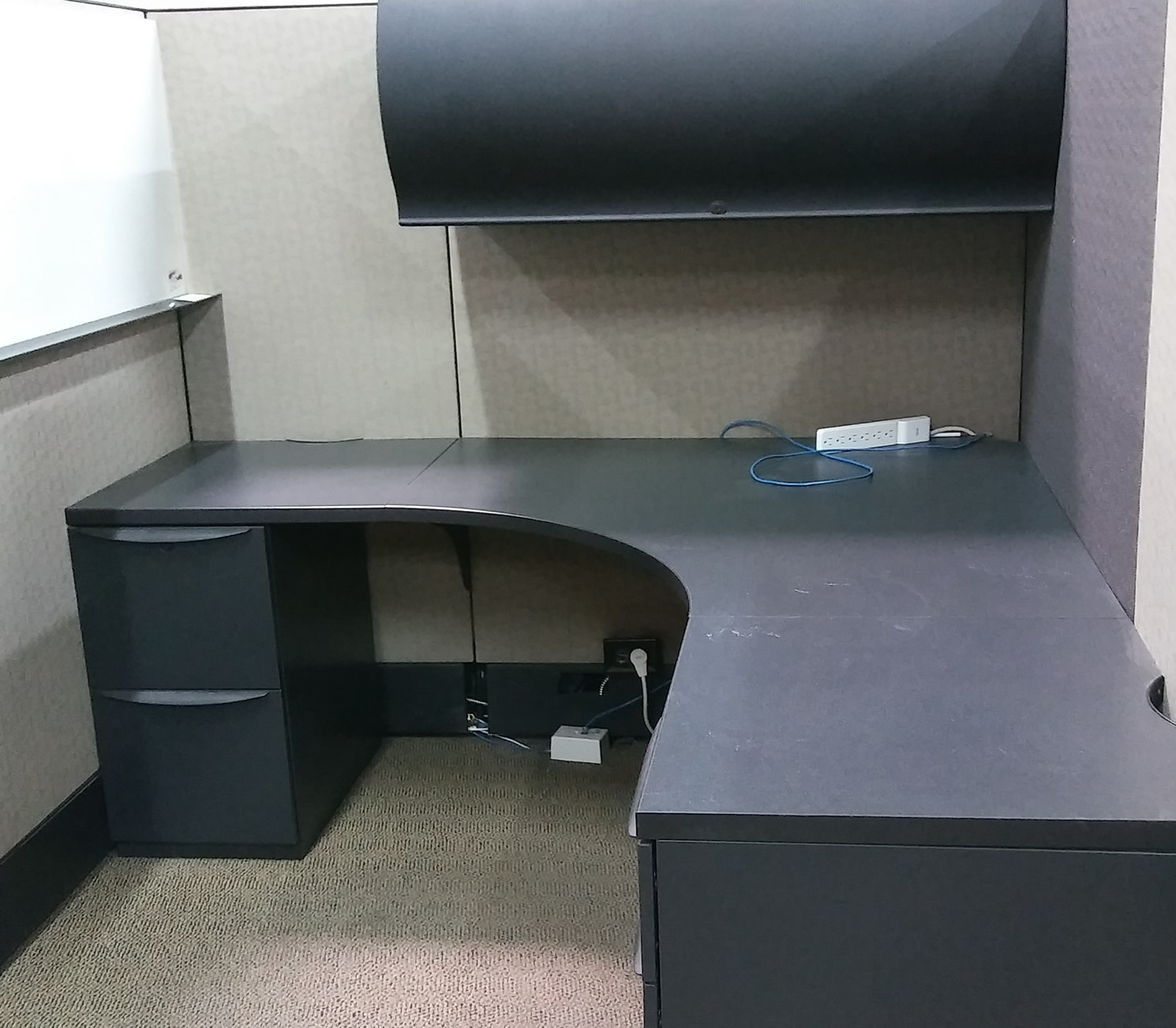 expensive office cubicle sets. 6x6 Herman Miller Stations With Open Shelf And (1) Box-box-file Pedestal. QTY 30 In Stock. Expensive Office Cubicle Sets
