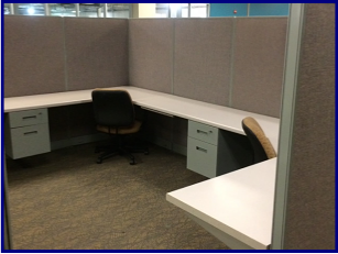 expensive office cubicle sets. pictured herman miller refurbished cubicles with clear lexan toppers and shown custom walnut laminate 1 bbf box file in expensive office cubicle sets